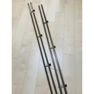カーテンレール 360cm~390cm 伸縮可能(その他)