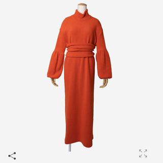 【本日のみ値下げ】greed Super140 Boa Dress