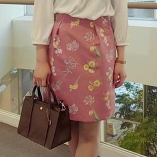 アストリアオディール(ASTORIA ODIER)の新品未使用 タイトスカート(ひざ丈スカート)