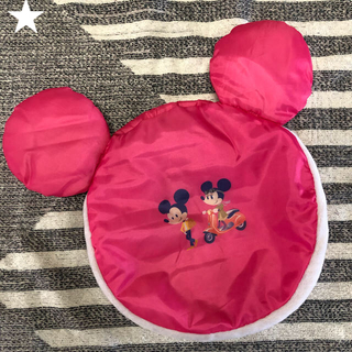 ディズニー(Disney)のブランケット(香港Disney)(おくるみ/ブランケット)