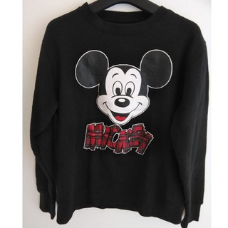 ディズニー(Disney)のミッキーマウス トレーナー サイズM(スウェット)