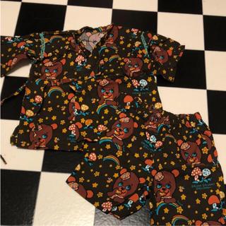 グラグラ(GrandGround)のグラグラ 甚平  100 110 (甚平/浴衣)