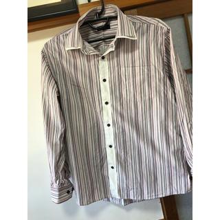サクスニーイザック(SACSNY Y'SACCS)のワイシャツ マルチストライプ メンズ (シャツ)