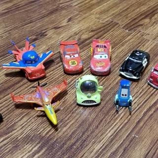 ディズニー(Disney)の【お得・トミカ】12台 カーズ プレーンズ ディズニー(ミニカー)