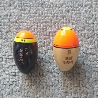 円錐ウキ 2個(その他)