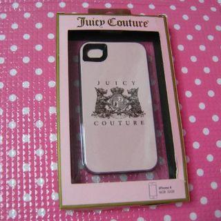 ジューシークチュール(Juicy Couture)のJuicy Couture iPhone4 ケース(iPhoneケース)