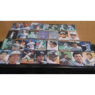 カルビー(カルビー)の阪神  1986~88 プロ野球 カード  カルビー(その他)