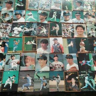 カルビー(カルビー)のジャイアンツ 巨人 1986~88 プロ野球 カード 91枚(その他)