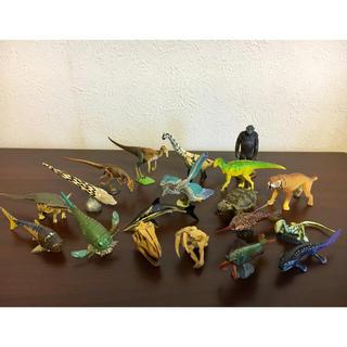 カイヨウドウ(海洋堂)のチョコラザウルス 第2シリーズ(フィギュア)