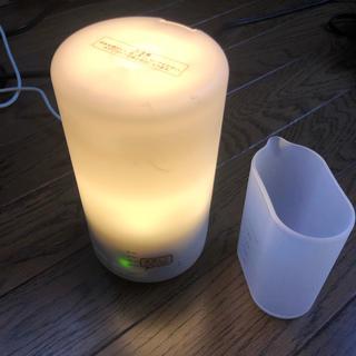 ムジルシリョウヒン(MUJI (無印良品))の無印良品 ライトニング加湿器(加湿器/除湿機)