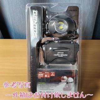 ジェントス(GENTOS)の箱なしVer. (新品未使用) GENTOS ヘッドライト HW-000X(ライト/ランタン)