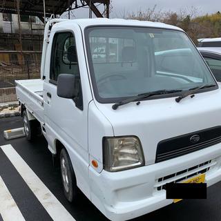 スバル(スバル)のスバル サンバートラック 45200キロ  車検平成31年7月30日 広島県(車体)