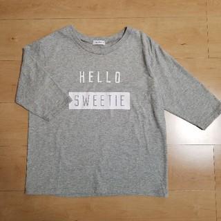シマムラ(しまむら)の(未使用☆)レディース Tシャツ(Tシャツ(半袖/袖なし))