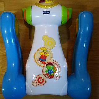 歩行器 ベビー用品 歩行器 手押し車 CHICCO ベビージョギングエルゴジム(歩行器)