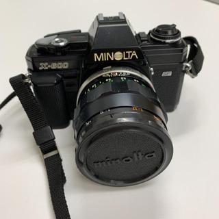 MINOLTA フィルムカメラ