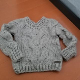 アンティローザ(Auntie Rosa)の新品未使用ニット、セーター(ニット/セーター)