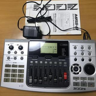 ズーム(Zoom)のZOOM MRS-8(MTR)