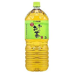 イトウエン(伊藤園)の伊藤園 おーいお茶 緑茶 2L×9本(茶)
