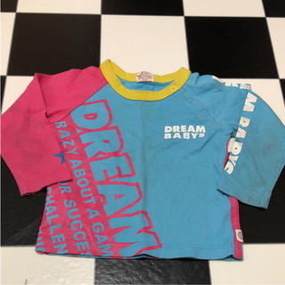 ドリームベイビーズ(DREAMBABYS)のベビードール 80(Tシャツ)