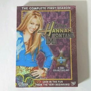 ディズニー(Disney)のHANNAH MONTANA 1st SEASON DVD 輸入版(TVドラマ)
