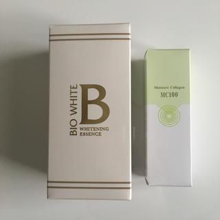 エビスケショウヒン(EBiS(エビス化粧品))のエビス ビーホワイト 33ml・コラーゲン100 セット(美容液)