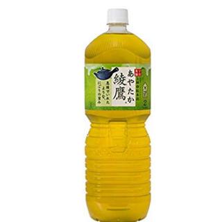 コカコーラ(コカ・コーラ)のコカ・コーラ 綾鷹 お茶 ペットボトル (2L)×10本 (茶)