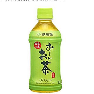 イトウエン(伊藤園)の伊藤園 おーいお茶 緑茶 350ml×24本(茶)