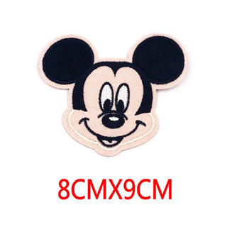 ディズニー(Disney)のワッペン ミッキー(各種パーツ)