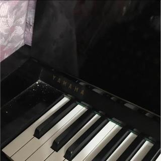 ヤマハ(ヤマハ)の💕ヤマハ アップライトピアノ U1 1963年製💕2月迄の出品 送料込み(ピアノ)