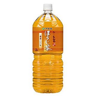 イトウエン(伊藤園)の伊藤園 おーいお茶 ほうじ茶 2L×9本(茶)