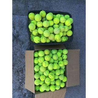 使用済み硬式テニスボール(200球)(ボール)