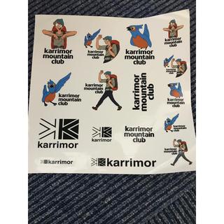 カリマー(karrimor)のカリマーのシール(登山用品)