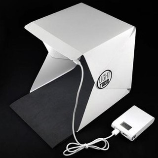 LED簡易撮影BOX
