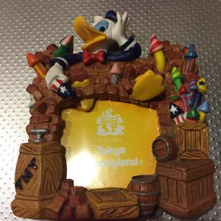 ディズニー(Disney)のディズニー ドナルド 写真たて(フォトフレーム)