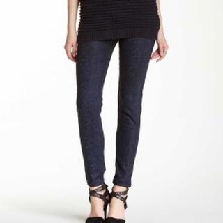 ジョーズジーンズ(JOE'S JEANS)のJoe's jeans ジョーズ ワックス加工 スキニー パンツ 新品未使用(スキニーパンツ)