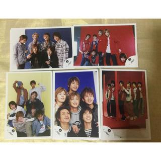 カトゥーン(KAT-TUN)のKAT TUN 集合写真 (アイドルグッズ)
