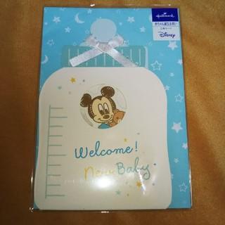 ディズニー(Disney)のディズニー 出産お祝い 立体カード(カード/レター/ラッピング)