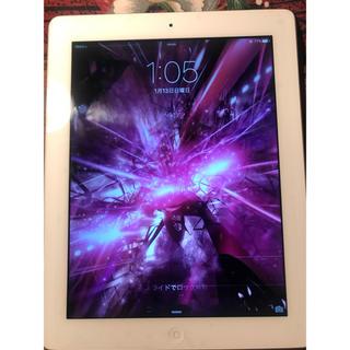 アイパッド(iPad)のApple iPad 64GB SIM無し 値引ちょい可能(タブレット)