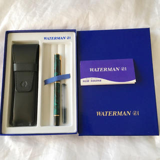 ウォーターマン(Waterman)のウォーターマン 万年筆(ペン/マーカー)