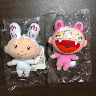 [大幅に値下げ中!]村上隆 人形 TAKASHI MURAKAMI(ぬいぐるみ/人形)