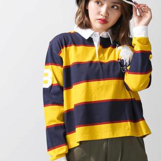 ポロラルフローレン(POLO RALPH LAUREN)のPolo ラガーTシャツ(ポロシャツ)