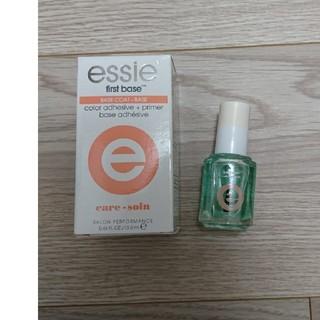 エッシー(Essie)の未使用essie ベースコート(ネイルトップコート/ベースコート)