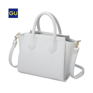 ジーユー(GU)のGU 2wayショルダーバッグ ZARAプラステSamantha Thavasa(ハンドバッグ)