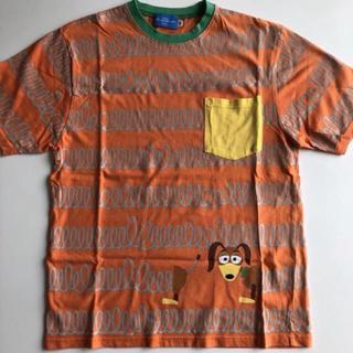 ディズニー(Disney)のディズニー トイストーリー スリンキードッグ  (Tシャツ/カットソー(半袖/袖なし))