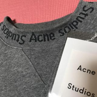 アクネ(ACNE)の*バルザローナさま*Acne Studios スウェット グレー(スウェット)