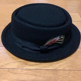 ニューヨークハット(NEW YORK HAT)のニューヨークハット ポークパイ M(ハット)