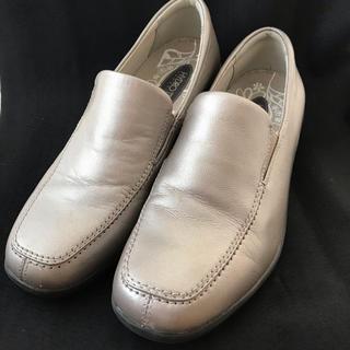 チヨダ(Chiyoda)の値下ハイドロテック ファム レディースシューズ 24.5(ローファー/革靴)