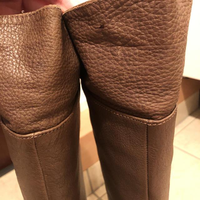 Odette e Odile(オデットエオディール)のオデットエオディール ロングブーツ ブラウン レディースの靴/シューズ(ブーツ)の商品写真