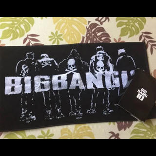 ビッグバン(BIGBANG)のBIGBANG 公式 ソウルコン スモールタオル 0to10 レア(アイドルグッズ)
