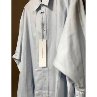 ドレスドアンドレスド(DRESSEDUNDRESSED)のdressedundressed マルチスタイリングシャツ(シャツ)